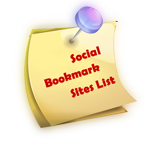 Social Bookmark Sites List